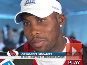 NFC Hotel: Anquan Boldin
